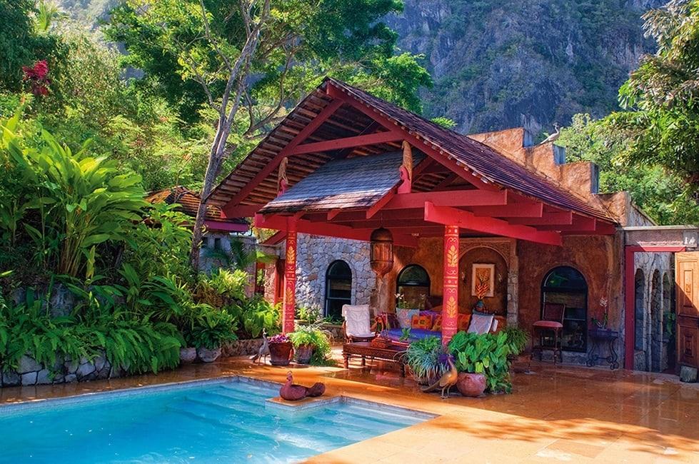 Beausejour villa, St Lucia