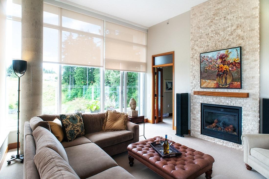 Private residence, Victoria, Canada