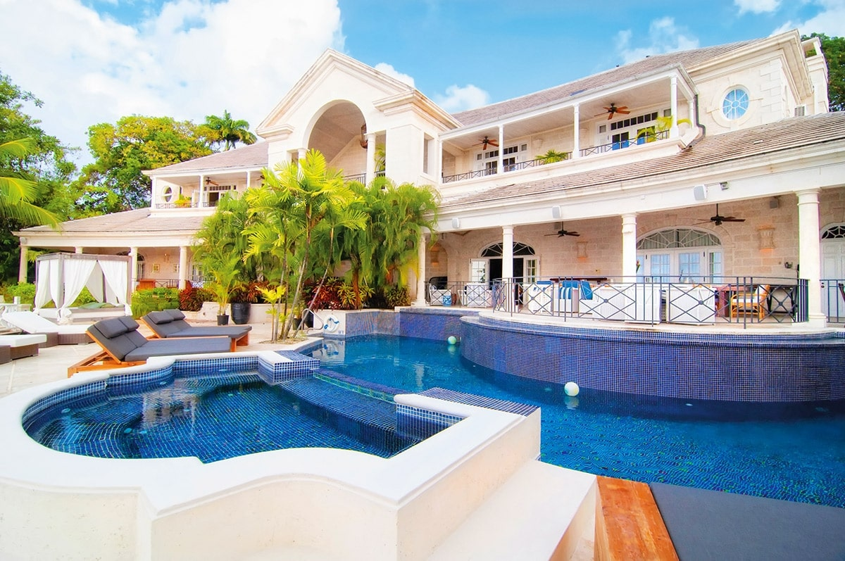 Sandy Line residence, Barbados
