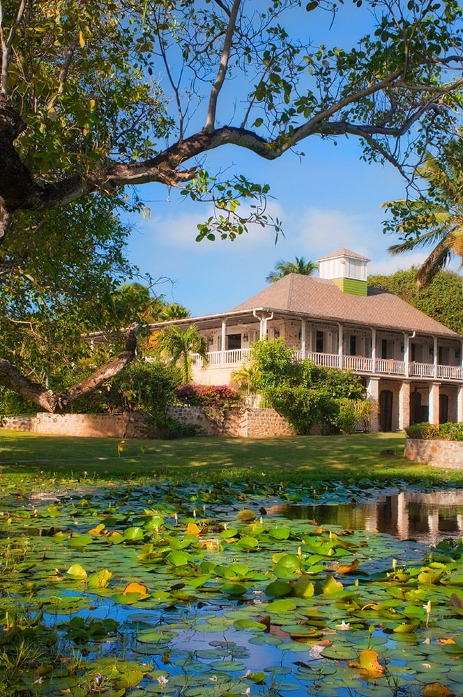 Cotton House, Mustique island