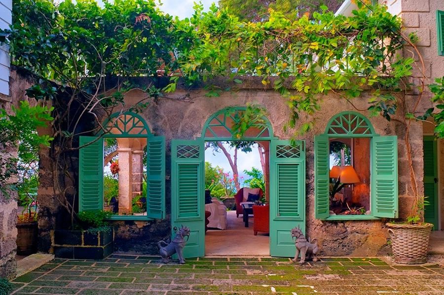 Fustic House, Barbados