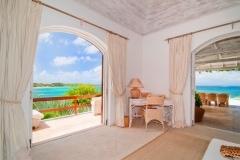 Private villa, Mustique island