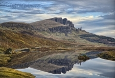 Old Man of Storr, Skye, Scotland